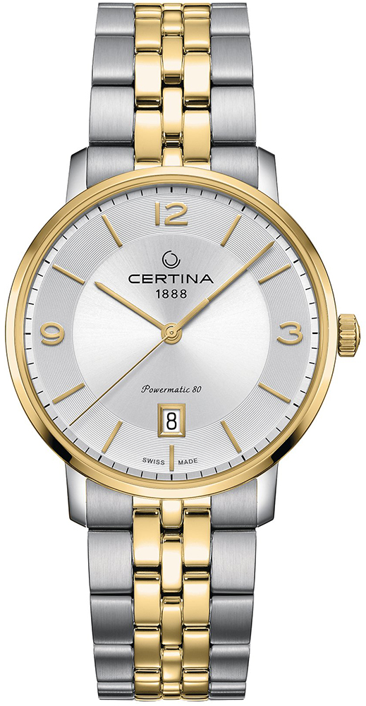 Certina C035.407.22.037.02 - zegarek męski