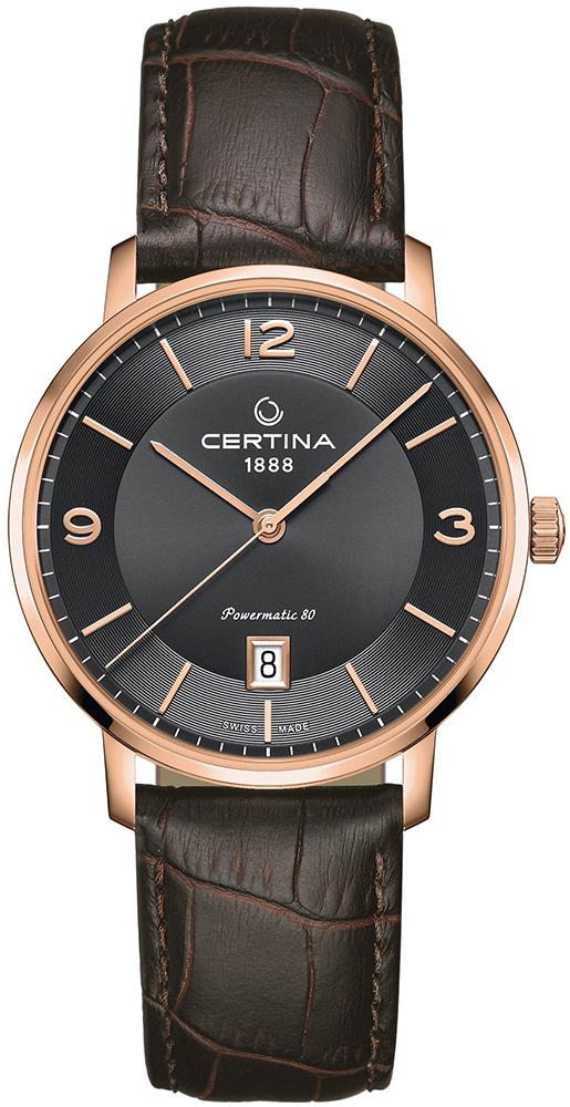Certina C035.407.36.087.00 - zegarek męski