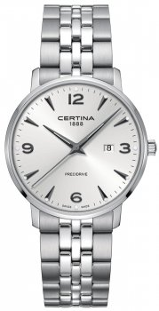 Zegarek zegarek męski Certina C035.410.11.037.00
