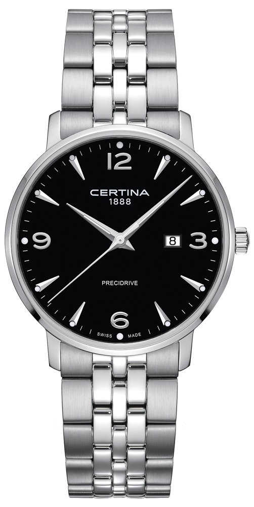 Certina C035.410.11.057.00 - zegarek męski