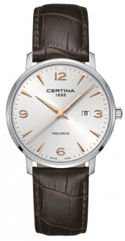Zegarek zegarek męski Certina C035.410.16.037.01
