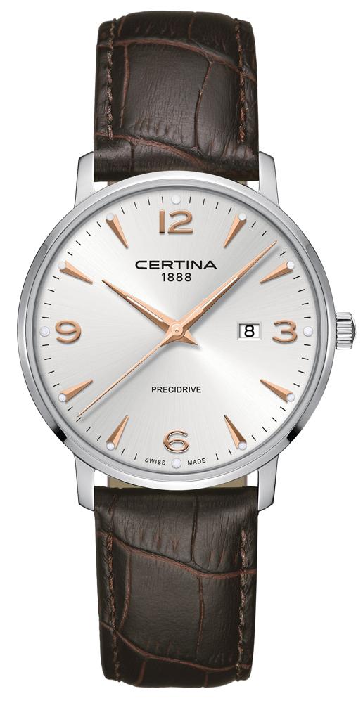 Certina C035.410.16.037.01 - zegarek męski
