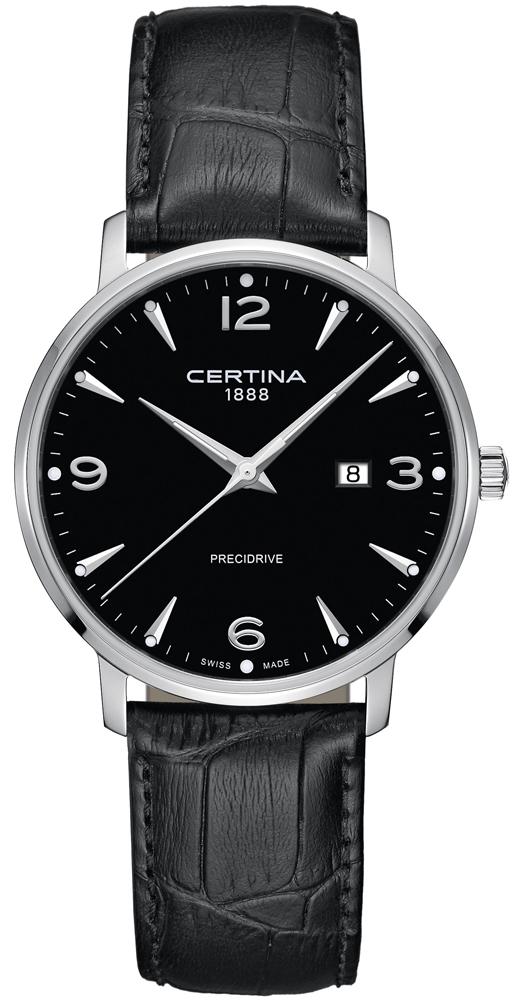 Certina C035.410.16.057.00 - zegarek męski