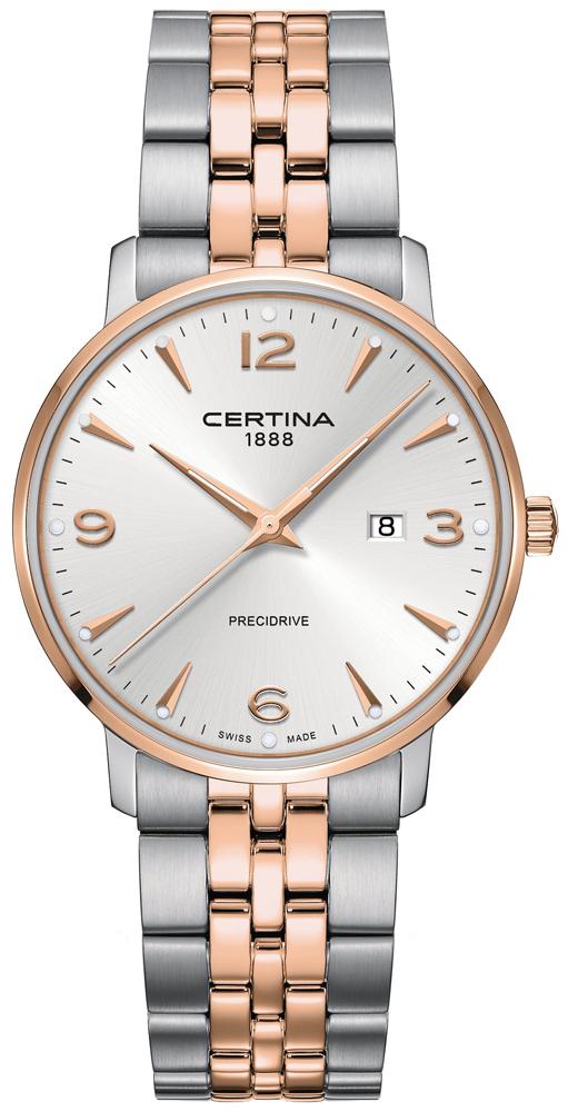 Certina C035.410.22.037.01 - zegarek męski