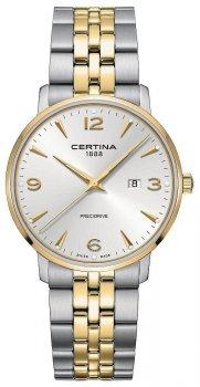Zegarek zegarek męski Certina C035.410.22.037.02