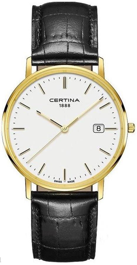 Certina C901.410.16.011.00 - zegarek męski