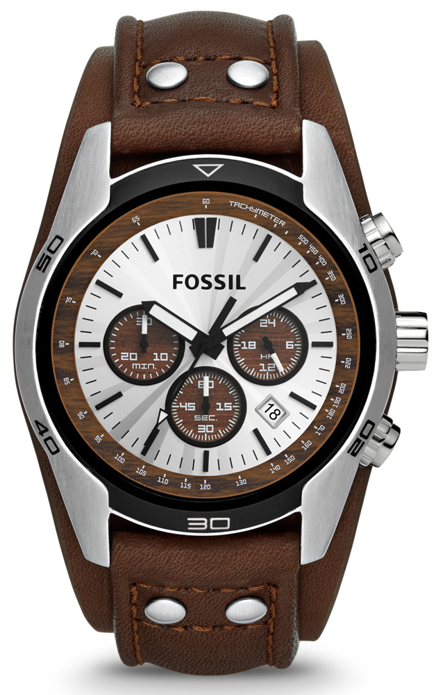 Fossil CH2565 - zegarek męski
