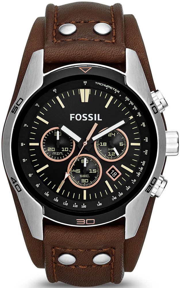 Fossil CH2891 - zegarek męski
