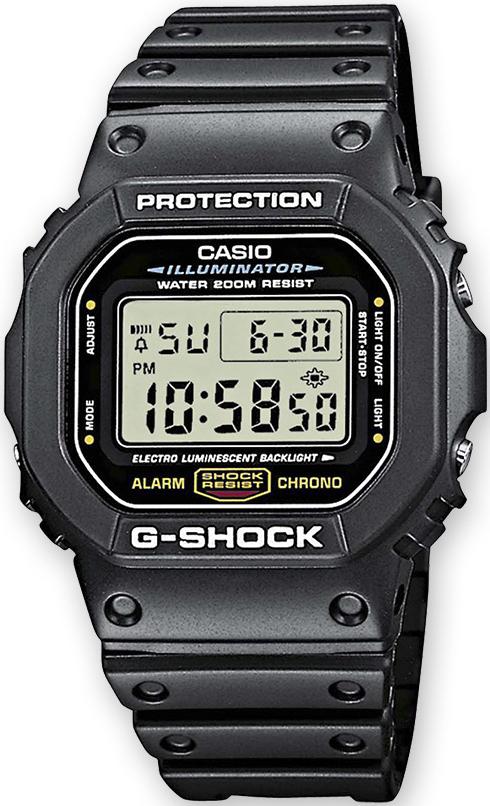 G-SHOCK DW-5600E-1VZ - zegarek męski