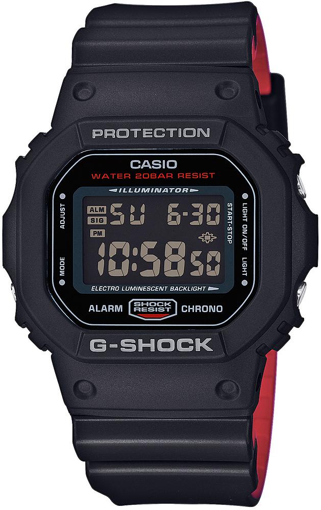 G-SHOCK DW-5600HR-1ER - zegarek męski