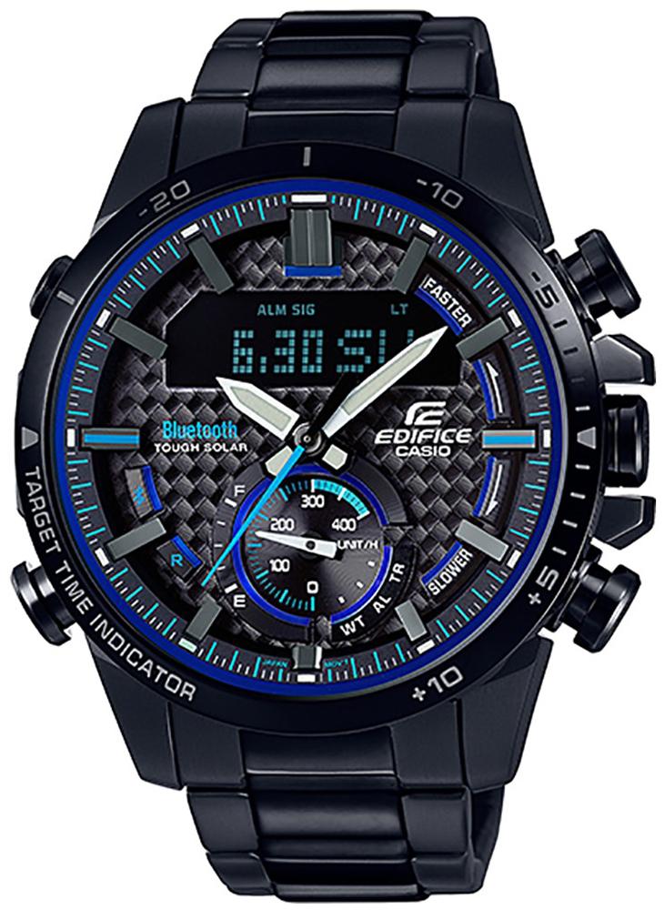 EDIFICE ECB-800DC-1AEF - zegarek męski