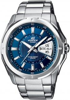 EDIFICE EF-129D-2AVEF - zegarek męski
