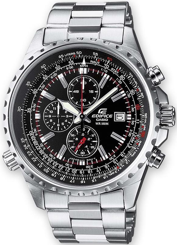 EDIFICE EF-527D-1AVEF - zegarek męski
