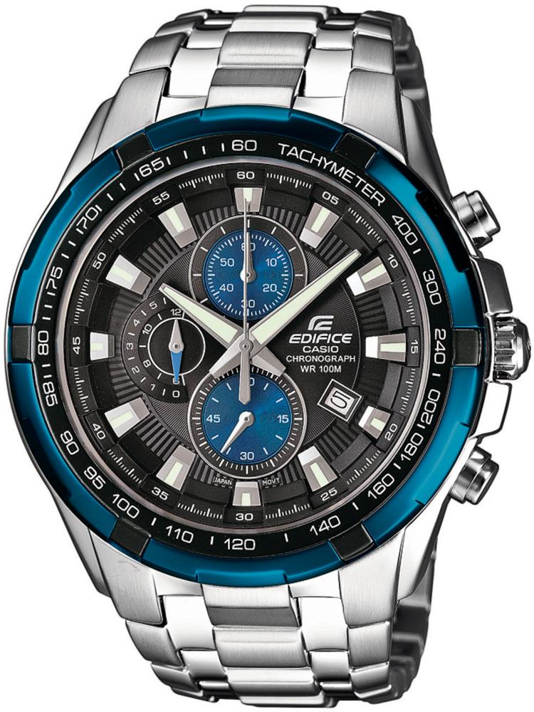 EDIFICE EF-539D-1A2VEF - zegarek męski