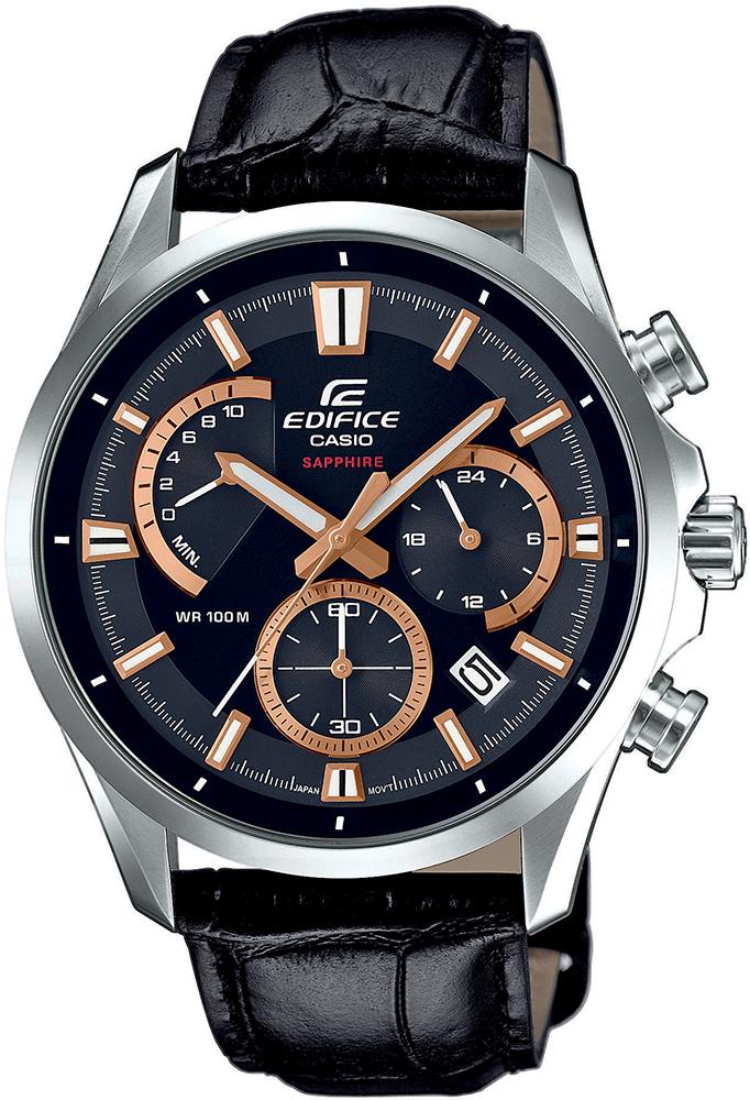 EDIFICE EFB-550L-1AVUER - zegarek męski
