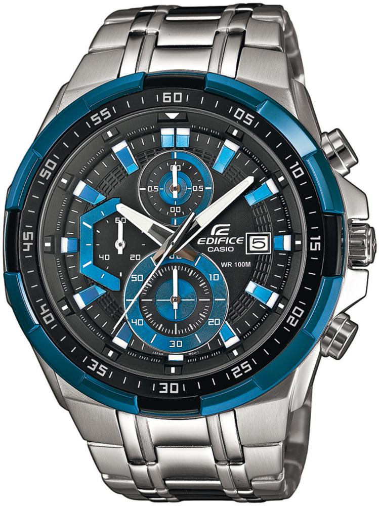 EDIFICE EFR-539D-1A2VUEF - zegarek męski