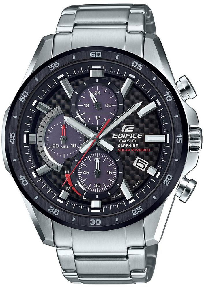 Casio EDIFICE EFS-S540DB-1AUEF - zegarek męski