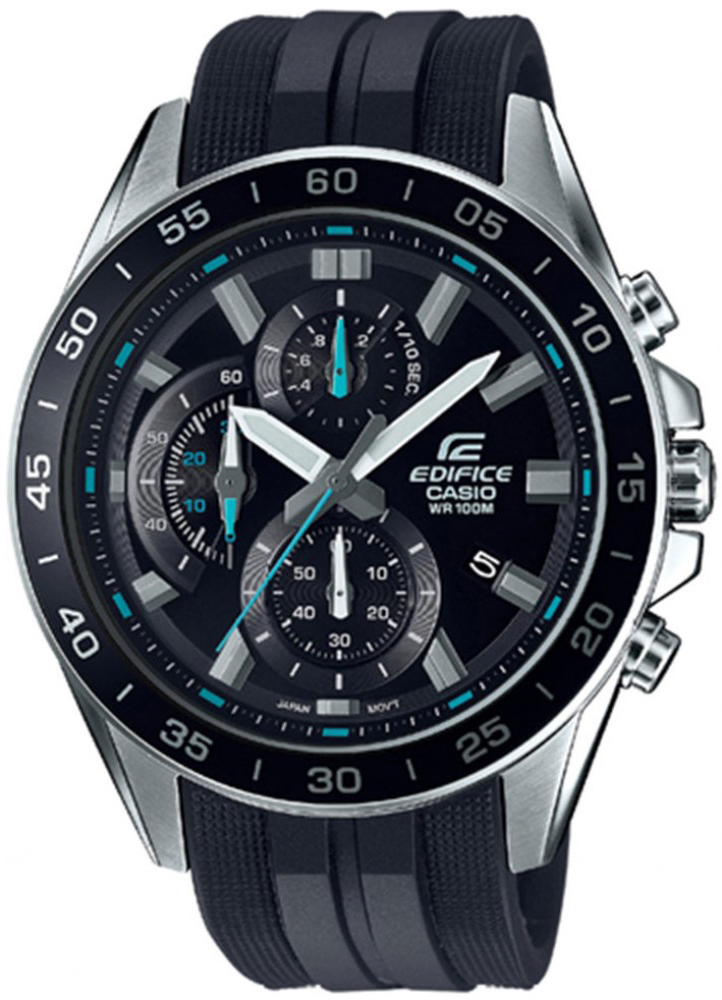 EDIFICE EFV-550P-1AVUEF - zegarek męski
