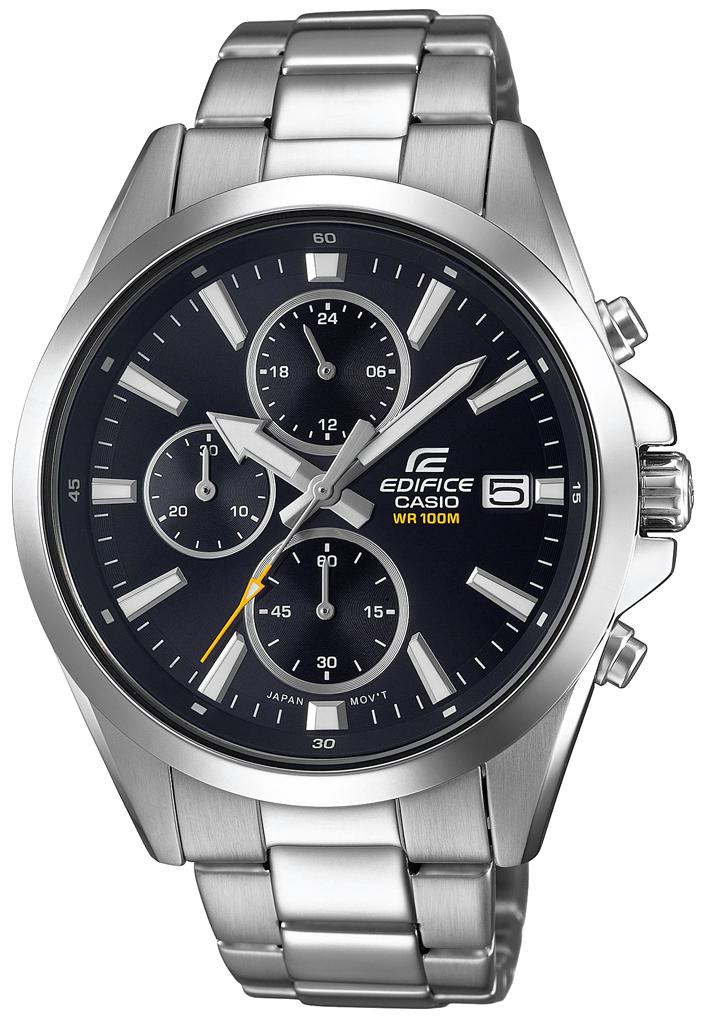 EDIFICE EFV-560D-1AVUEF - zegarek męski