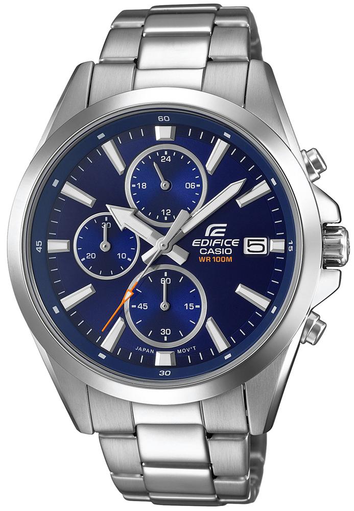 EDIFICE EFV-560D-2AVUEF - zegarek męski