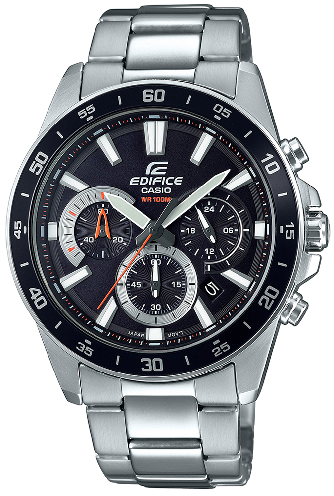 EDIFICE EFV-570D-1AVUEF - zegarek męski