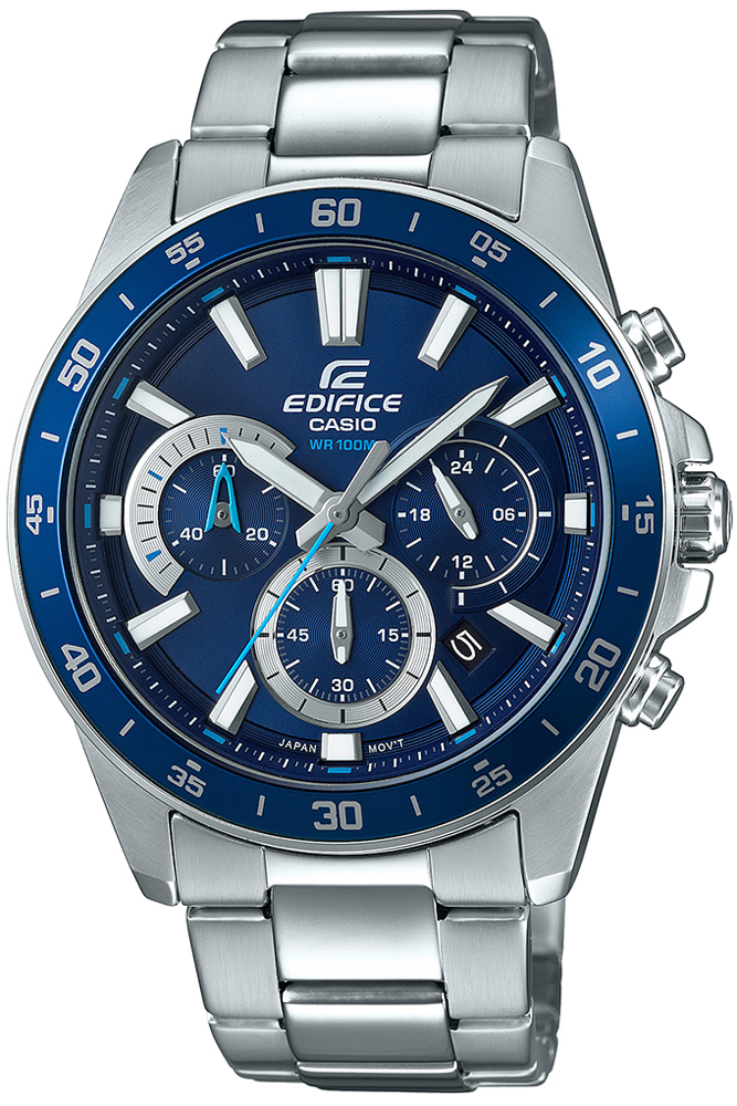 EDIFICE EFV-570D-2AVUEF - zegarek męski