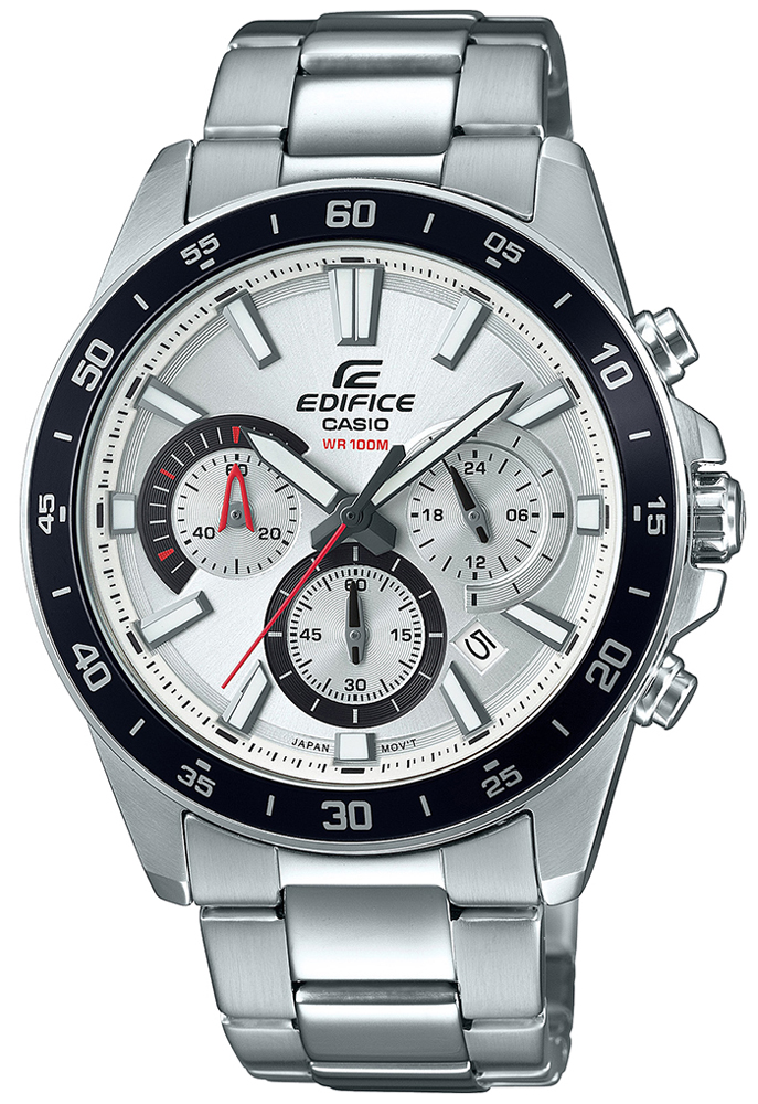 Casio EDIFICE EFV-570D-7AVUEF - zegarek męski