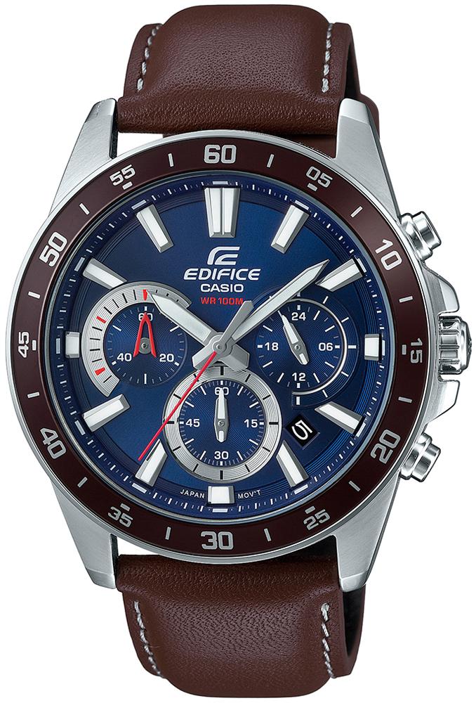 EDIFICE EFV-570L-2AVUEF - zegarek męski