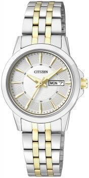 Zegarek zegarek męski Citizen EQ0608-55AE