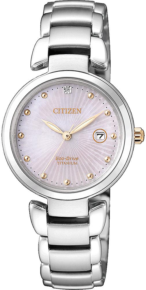 Citizen EW2506-81Y - zegarek damski