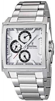 Festina F16653-1-POWYSTAWOWY - zegarek męski