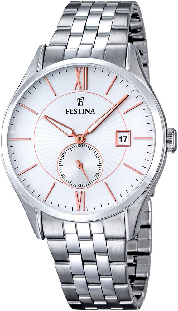 Festina F16871-2 - zegarek męski