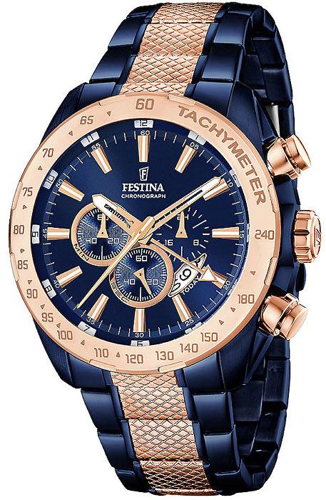 Festina F16886-1 - zegarek męski