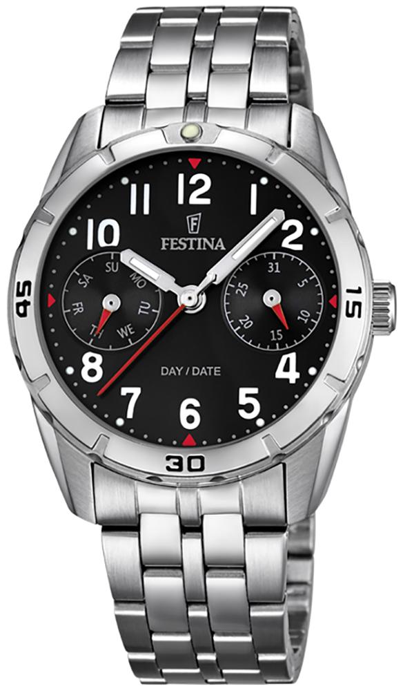 Festina F16908-3-POWYSTAWOWY - zegarek dla chłopca