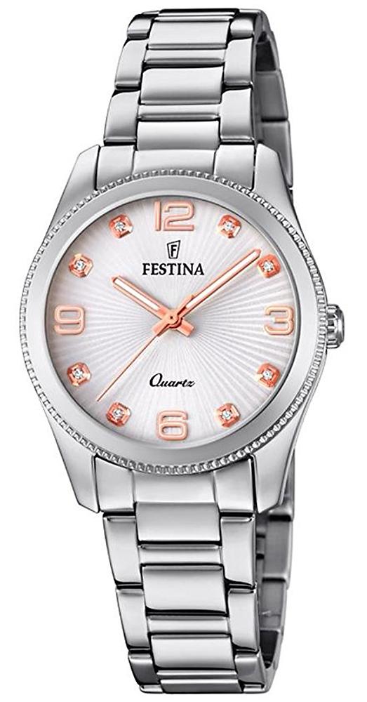 Festina F20208-1 - zegarek damski