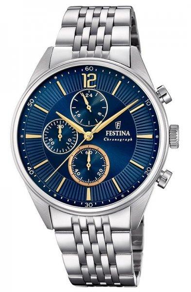 Festina F20285-3 - zegarek męski