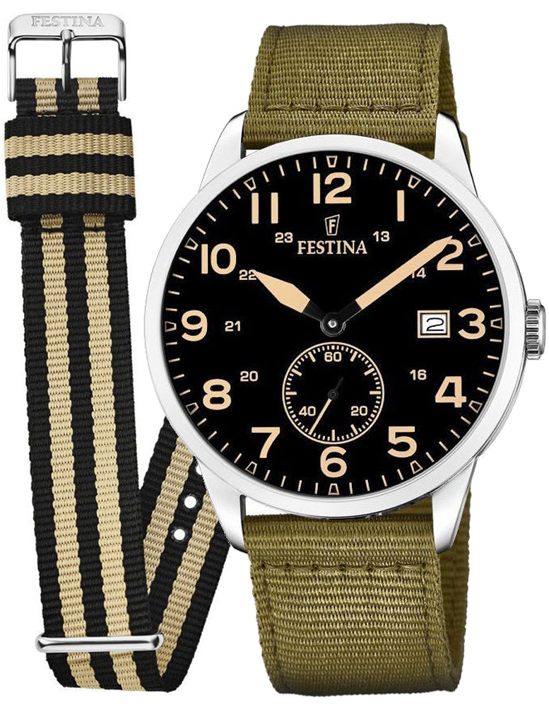 Festina F20347-4 - zegarek męski