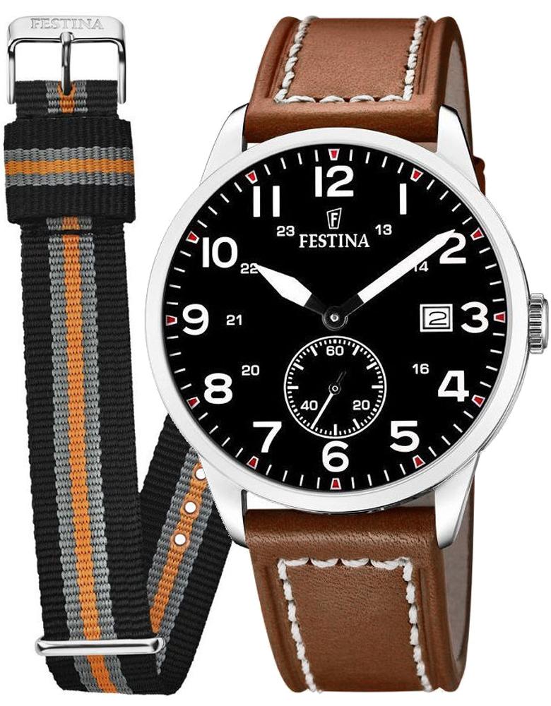 Festina F20347-7 - zegarek męski