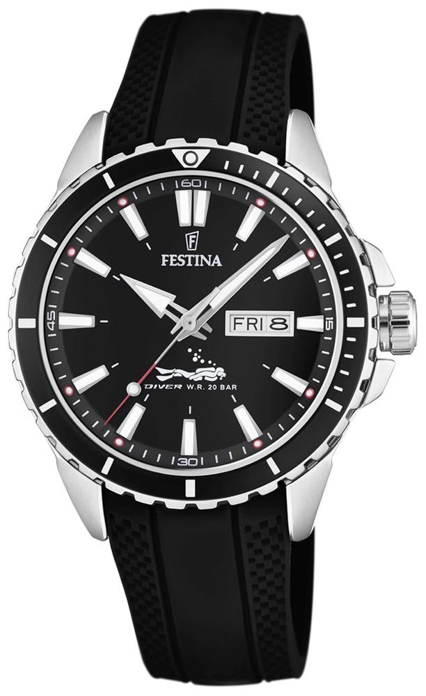 Festina F20378-1 - zegarek męski