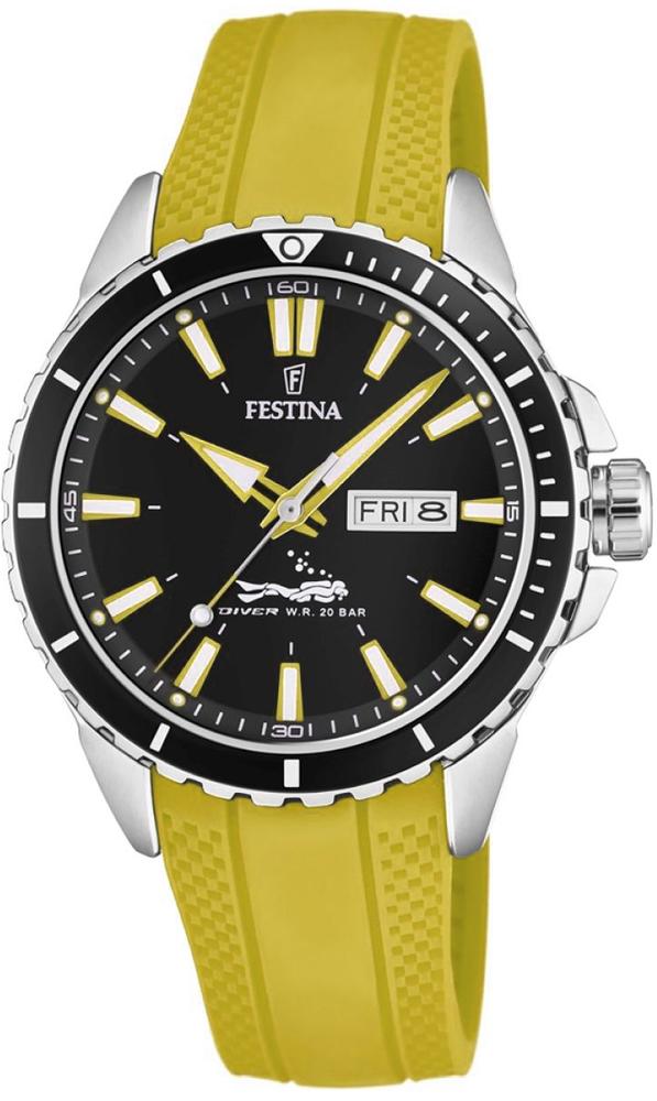 Festina F20378-4 - zegarek męski