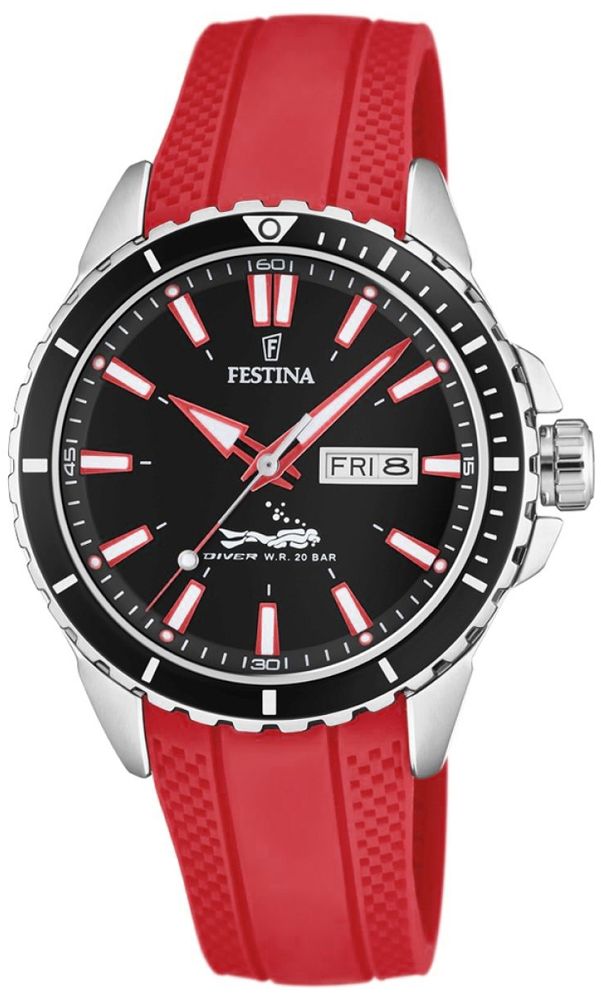 Festina F20378-6 - zegarek męski