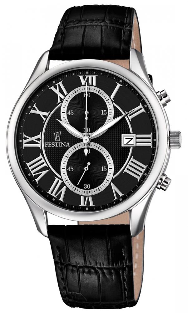 Festina F6855-4 - zegarek męski