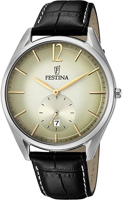 Festina F6857-1 - zegarek męski
