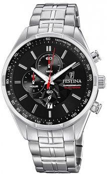 Festina F6863-4-POWYSTAWOWY - zegarek męski