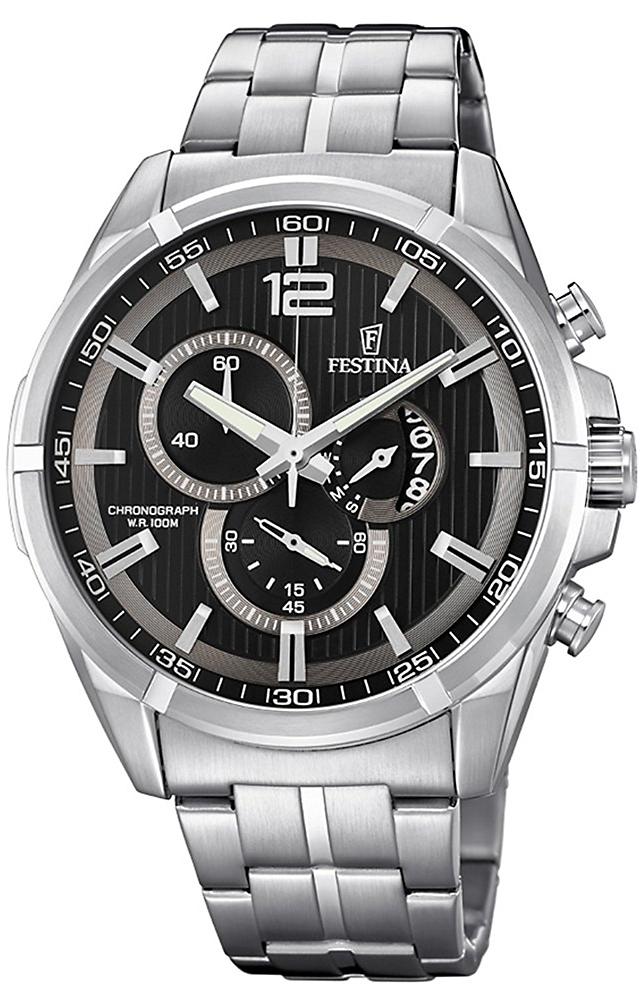 Festina F6865-4 - zegarek męski