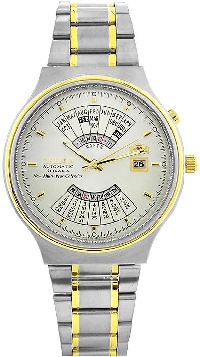 Orient FEU00000CW - zegarek męski