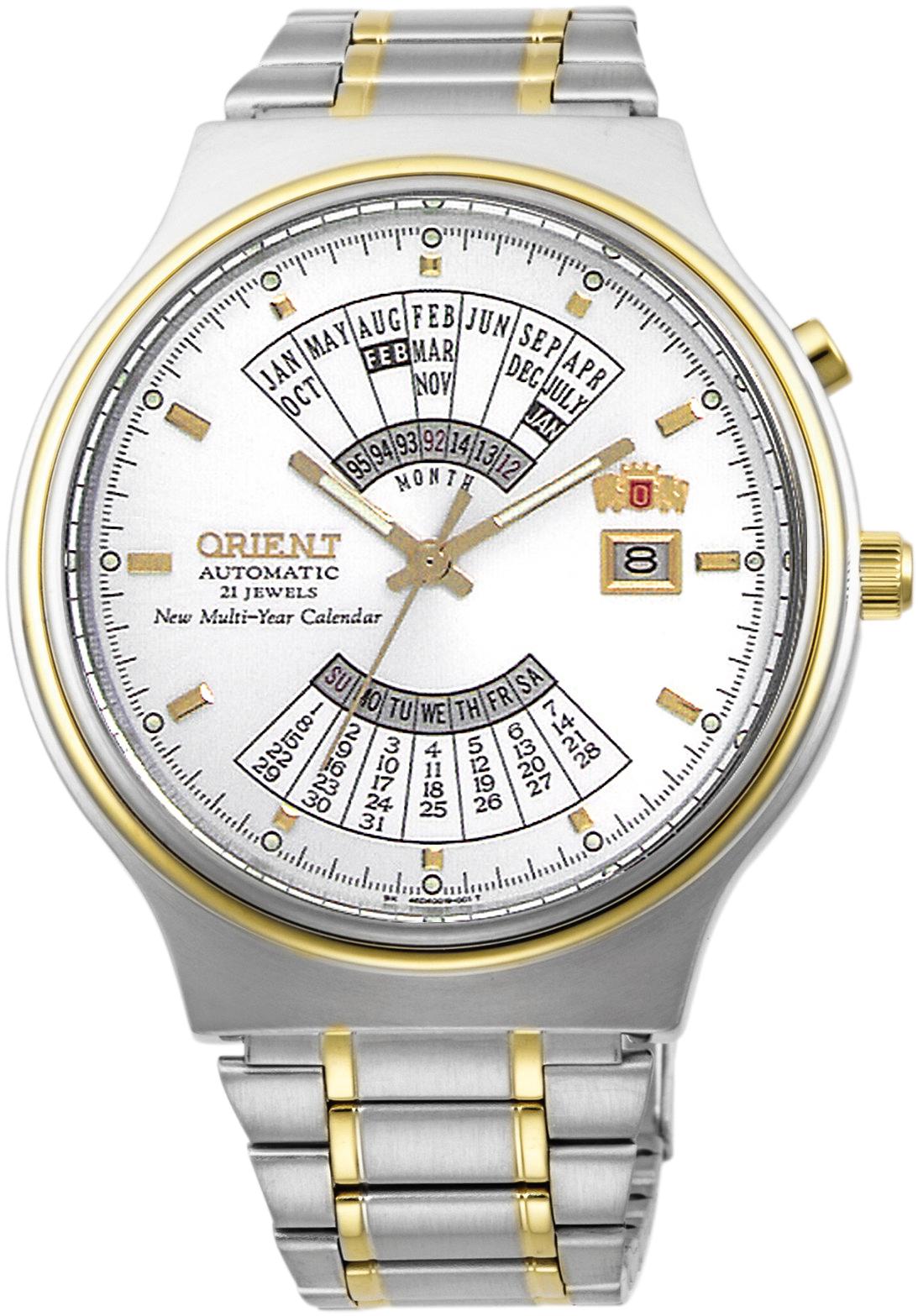 Orient FEU00000WW - zegarek męski