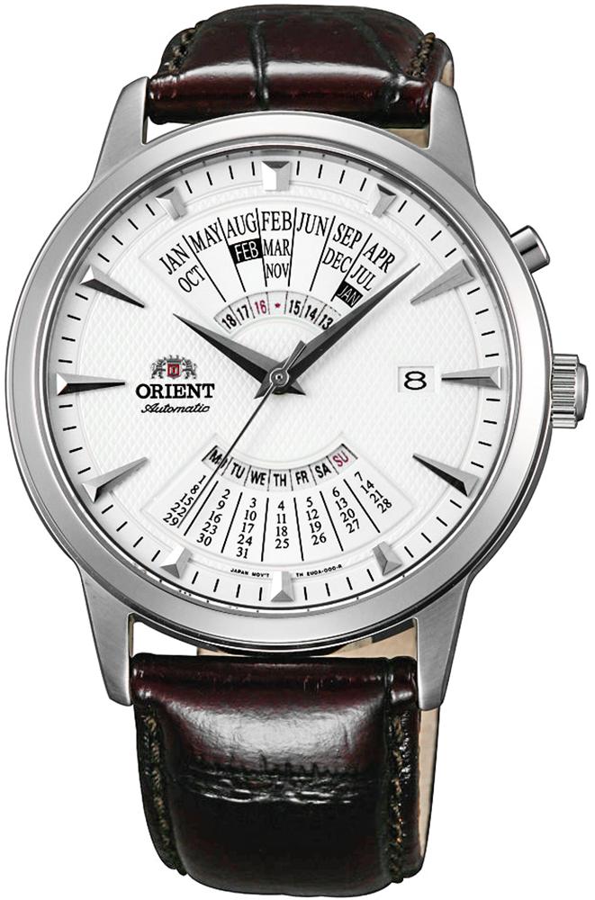 Orient FEU0A005WH - zegarek męski