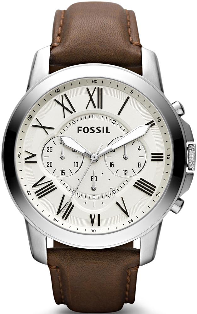 Fossil FS4735 - zegarek męski