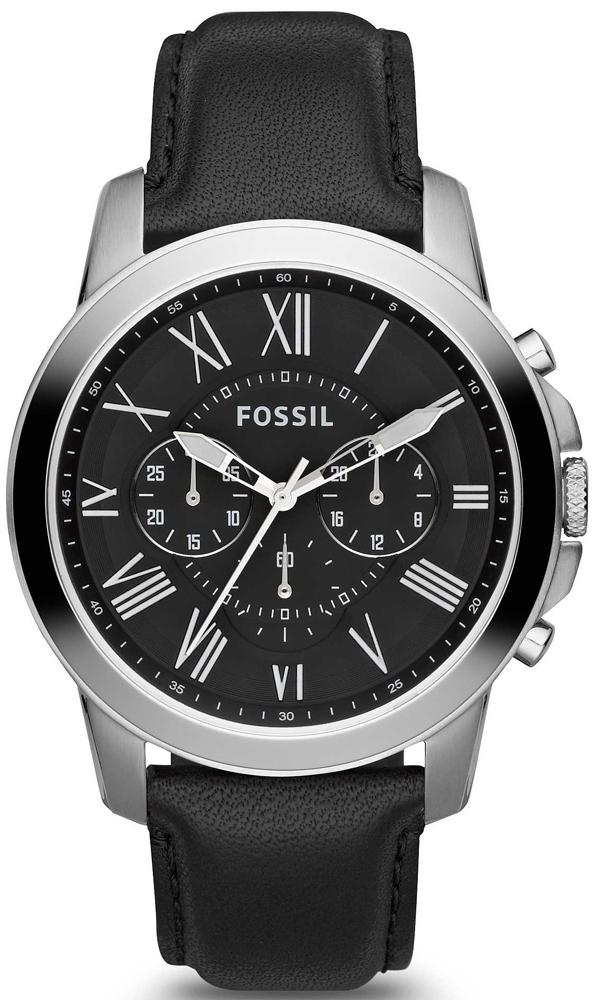 Fossil FS4812IE - zegarek męski